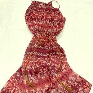 Women's Native Print Dress